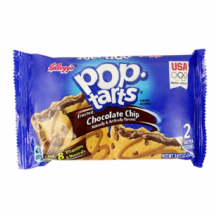 Kellogg's Pop Tarts Frosted Chocolate Chip 2 Pack